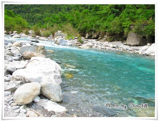 私房景點水源地,那碧綠色清澈的水光看就消暑