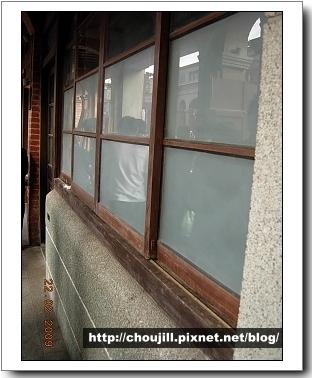 懷舊的木窗