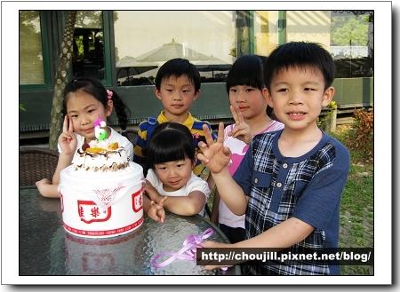 小晴六歲生日快樂