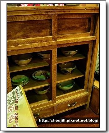 我外婆家也有這種廚櫃