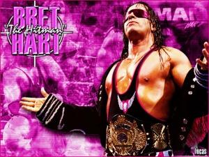 The Hitman ( Bret Hart )