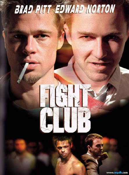 Fight Club & Brad Pitt