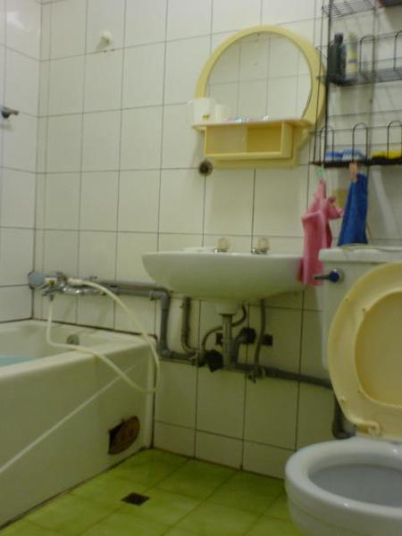 花最多時間清洗的浴廁