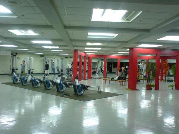 民生社區活動中心健身房