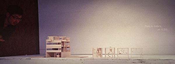 Le Corbusier- Casa Cook