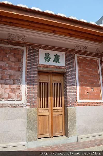 37古風的中式建築