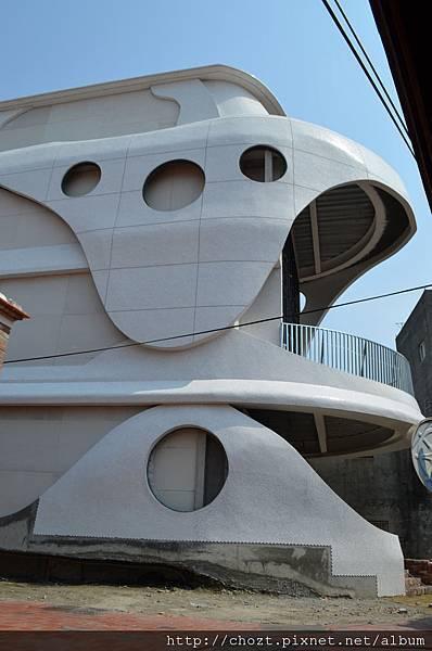 38創新的西式建築