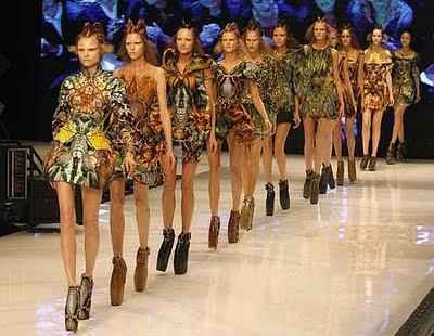 fashion designer Alexander McQueen1
