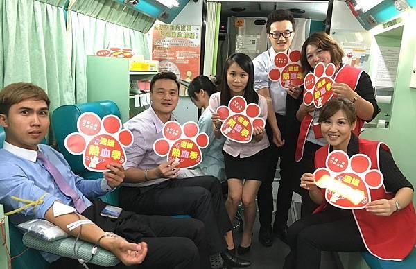 02.遠雄員工挽袖捐熱血 號召民眾一起做公益.jpg