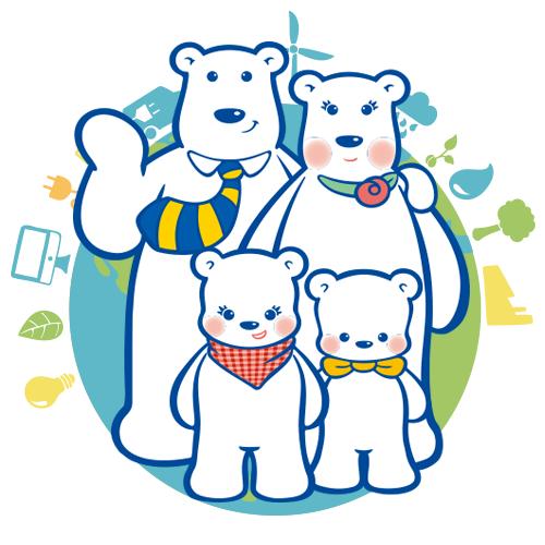 藝文贊助-公益熊分享愛