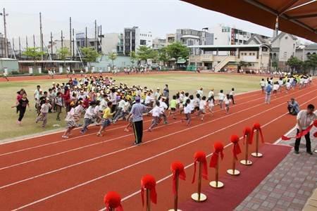 公益愛心活動-賽跑活動