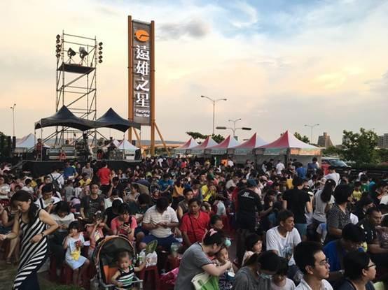 遠雄社會公益參與-5000人共襄盛舉