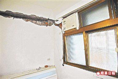 竹北租套房--天災損害房屋 不構成解約條件