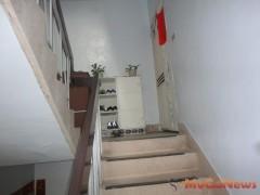 新竹租屋--樓梯間擺鞋櫃 至少4萬元罰款等著繳