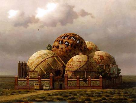 Arnau Alemany_The Sphere Rusty