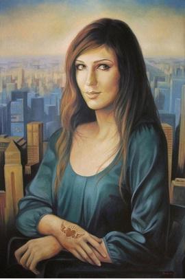 Fran Recacha_NEW YORKONDA_54x81cm_2012