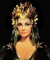 Img_Elizabeth Taylor played Cleopatra