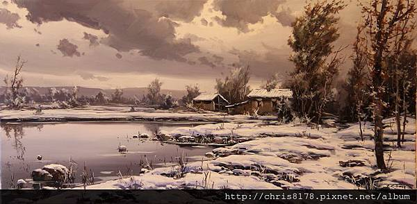 Fermin Colomer_ART2014_Winter Storm_100x50cm_2013.jpg