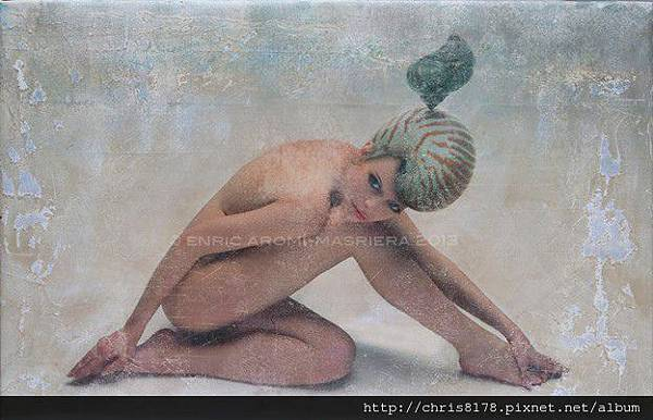 10610_Enric Aromi_ART2015_2_The shell_mixed media_145x90cm.jpg