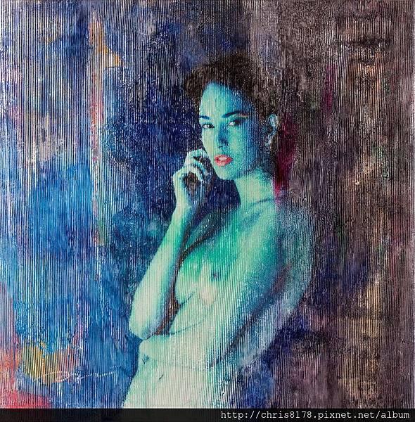 10610_Enric Aromi_ART2015_3_Jewels & Make Up_mixed media_80x80cm.jpg