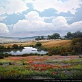 10626_Miguel Peidro_ART2016_1_Spring Morning_100x100cm_Oil on canvas_2015.jpg