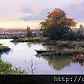 10626_Miguel Peidro_ART2016_6_The River_100x30cm_Oil on canvas_2015.jpg