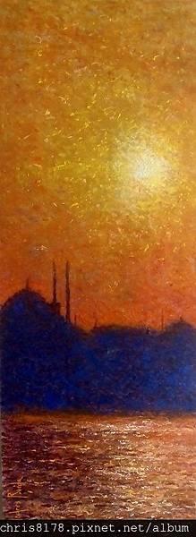 10876_Andres Rueda_ART2016_4_Istambul_複合媒材_40x122cm_2015.jpg