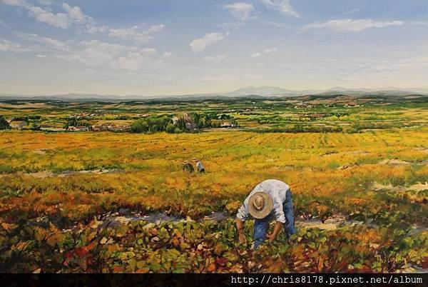 10878_Toni Cassany_ART2016_4_Fent feina a la vinya_90x60cm_Oil on canvas_2015.jpg