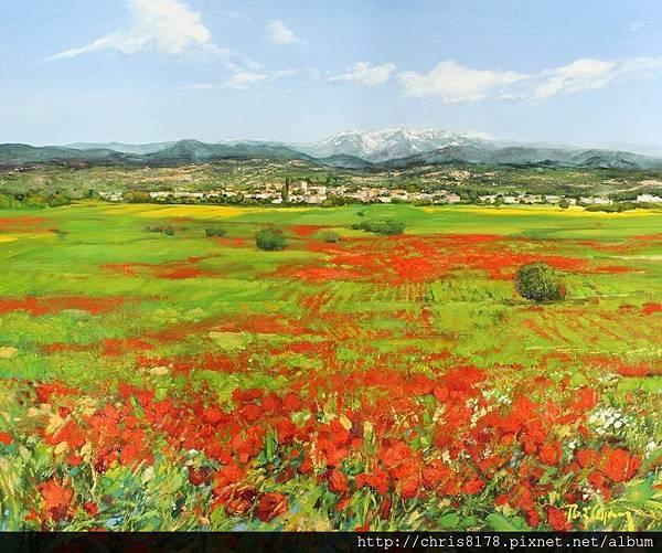 10878_Toni Cassany_ART2016_10_Roselles Canigó_65x54cm_Oil on canvas_2015.jpg