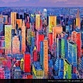 10879_Ulpiano Carrasco_ART2016_4_NEW YORK Y LOS RIOS_oil_73X100 cm.jpg