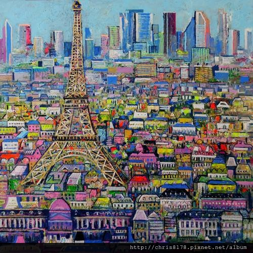 10879_Ulpiano Carrasco_ART2016_3_PARIS_oil_100X100cm.jpg