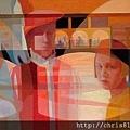 10875_Ana Perpinya_ART2016_5_Ponte Vecchio_130x60cm_Oil on canvas_2015.jpg