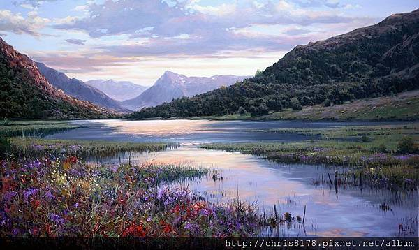 10626_Miguel Peidro_ART2017_8_Lago en Pirineos_100x60cm_Oil on canvas.jpg