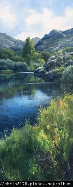 11040_Fermin Garcia Sevilla_ART2017_5_Ribadelago_100x40cm.jpg