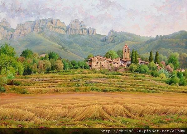 11041_Jordi Isern_ART2017_2_El blat de Joanetes_100x81cm_Oil on canvas.jpg