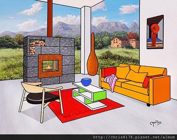 10092_Mario García Miró_ART2017_7_La Vall d' en Bas_65x50cm_Oil on canvas.jpg