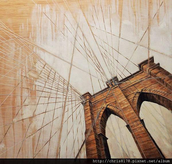 10877_Javier Bajo_ART2017_5_The Door II_複合媒材Mixed technique on panel_100x100cm_sm_2016.jpg