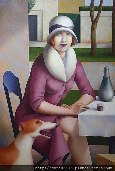 11460_Fabio Hurtado_20181146003_天堂酒店 Hotel Paradiso_油畫 oil on canvas_89x130cm_sm_2017.jpg