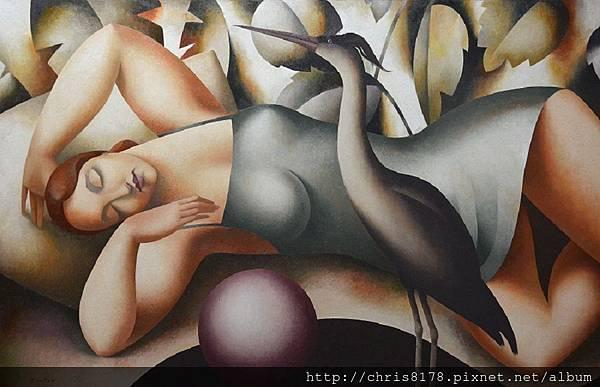 11460_Fabio Hurtado_20181146005_蒼鷺 III La garza III_油畫 oil on canvas_150x97cm_sm_2018.jpg