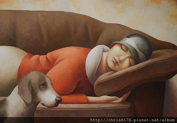 11460_Fabio Hurtado_20181146009_小憩III La siesta III_油畫 oil on canvas_92x65cm_sm_2018.jpg