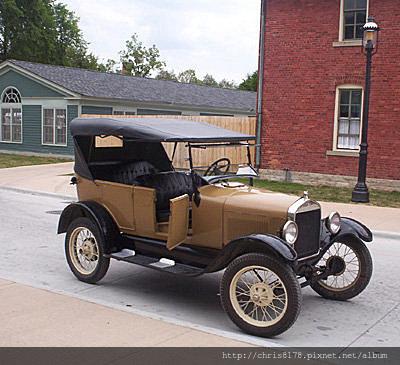 福特T型車
