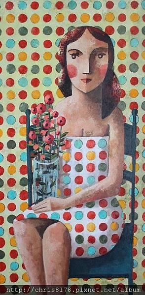 11457_Didier Lourenço_ 20181145702_點 Dots _油畫 oil on canvas_75x150cm_sm_2017.JPG