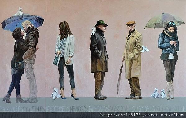 11454_Antonio Varas de la Rosa_20181145410_傘裡傘外_Paisanajes_油畫 oil on panel_162x100cm_sm_2017.jpg