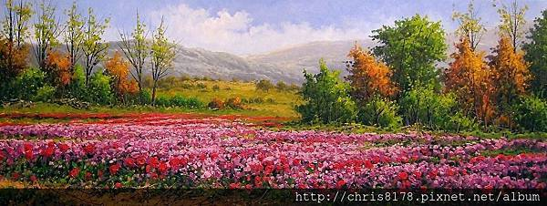 11468_Joan Coloma_20181146807_紫丁香 Lilas_油畫 oil on canvas_80x30cm_sm_2017.jpg