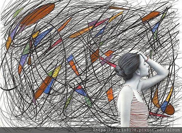 2019-11582_04_璜安·可希歐 Juan Cossío_本然I On Nature I, Colors dream_複合媒材+鋁板mix mediums over Arches paper on Aluminium_75x57cm_20號_sm_2018.jpg