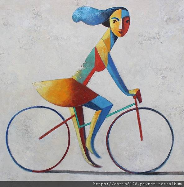 2019-11457-07_狄迪耶·魯倫索 Didier Lourenço_踏板 Pedales_油畫 oil on canvas_100x100cm_50正方_sm_2018.JPG