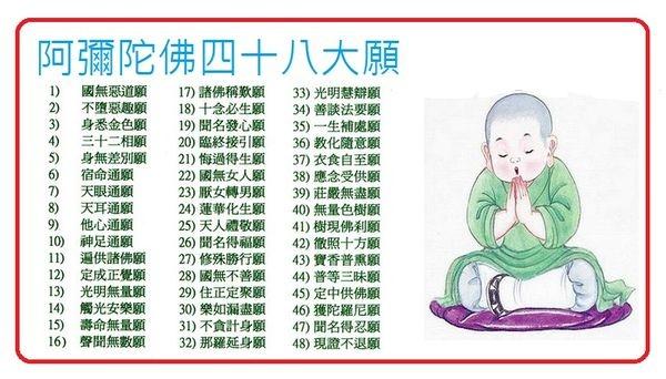 阿彌陀佛第十八願(核心願)十念必生願(非常重要!) @ 勤學佛堂:: 痞 ...