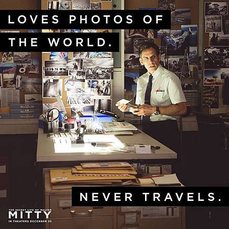 The Secret Life of Walter Mitty (3)