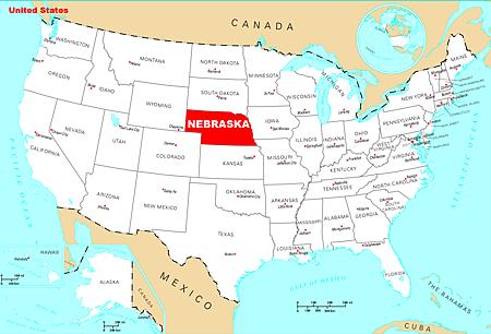 where_is_nebraska_located