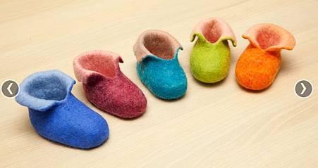 羊毛氈娃娃鞋課程 (13)